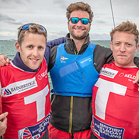 RTYC (RYA) British Keelboat League Final 2018