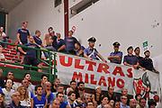 DESCRIZIONE : Sassari Lega Serie A 2014/15 Beko Supercoppa 2014 Finale Olimpia EA7 Emporio Armani Milano - Dinamo Banco di Sardegna Sassari<br /> GIOCATORE : Ultras Milano<br /> CATEGORIA : Tifosi Spettatori Pubblico Ultras<br /> SQUADRA :  Olimpia EA7 Emporio Armani Milano<br /> EVENTO :  Beko Supercoppa 2014 <br /> GARA : Olimpia EA7 Emporio Armani Milano - Dinamo Banco di Sardegna Sassari<br /> DATA : 05/10/2014 <br /> SPORT : Pallacanestro <br /> AUTORE : Agenzia Ciamillo-Castoria/ Luigi Canu<br /> Galleria : Lega Basket A 2014-2015 <br /> Fotonotizia : Sassari Lega Serie A 2014/15 Beko Supercoppa 2014 Finale Olimpia EA7 Emporio Armani Milano - Dinamo Banco di Sardegna Sassari<br /> Predefinita :