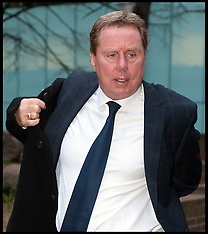 Harry Redknapp appearing at  Southwark Crown Court