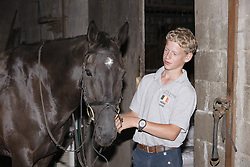 Kenis Pieter (BEL) - Rocky<br /> Stal Kenis - Beerse 2009<br /> © Dirk Caremans