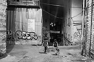 Turkey. Istambul. Beyoglu district. urban life IN THE TRENDY AREA AT NIGHT