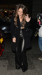 Chloe Green at the Tramp nightclub in London, UK. UK. 21/01/2017<br />
