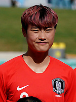 International Women's Friendly Matchs 2019 / <br /> Cup of Nations Tournament 2019 - <br /> Argentina vs South Korea 0-5 ( Leichhardt Oval Stadium - Sidney,Australia ) - <br /> Hong Hye-Ji of South Korea