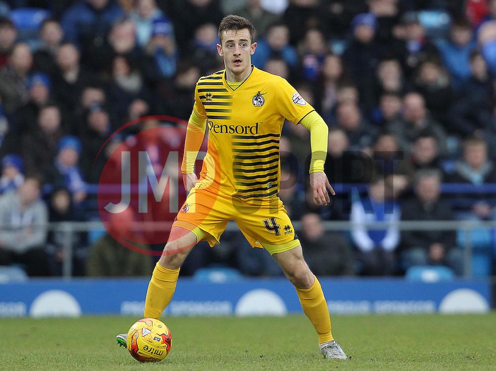 Tom Lockyer of Bristol Rovers - Mandatory byline: Paul Terry/JMP - 13/02/2016 - FOOTBALL - Fratton Park - Portsmouth, England - Portsmouth v Bristol Rovers - Sky Bet League Two