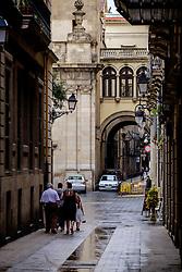 Carrer de la Mercè, Barcelona, Catalonia, Spain<br /> <br /> (c) Andrew Wilson | Edinburgh Elite media