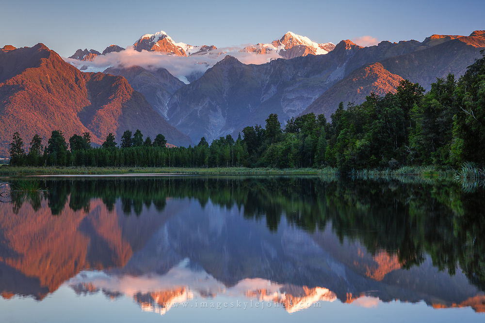 Westland Tai Poutini National Park, New Zealand