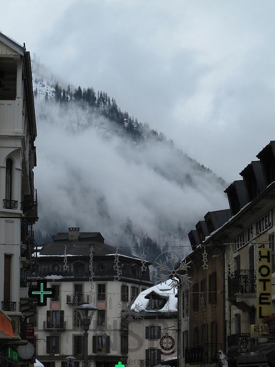 The village of Chamonix. Photo: Tuuli Sauren / Inspirit International Communications