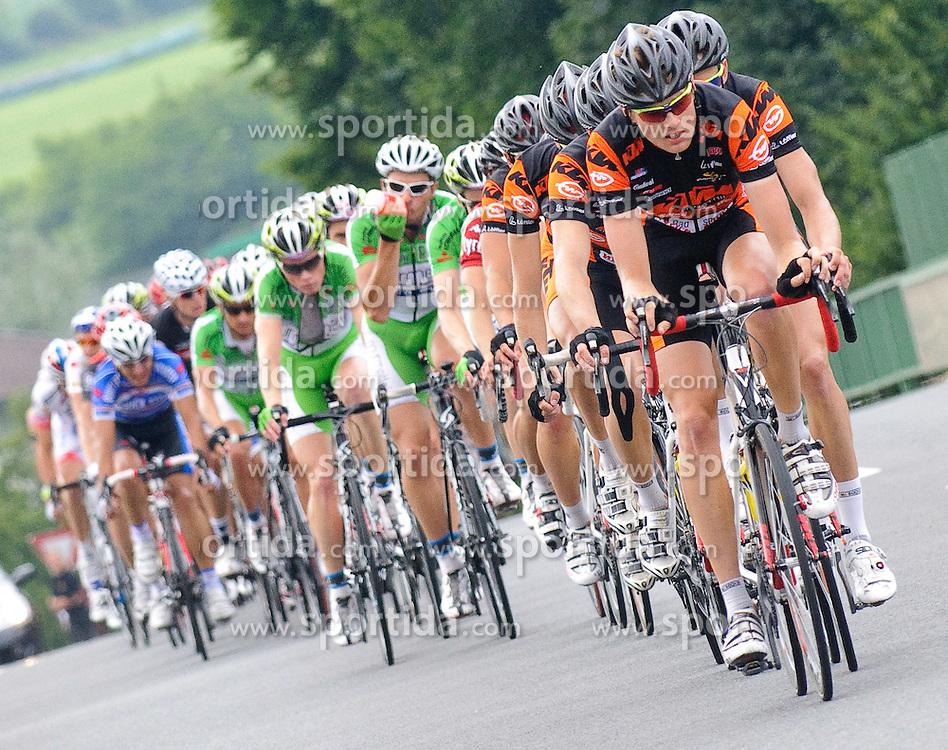 05.07.2010, AUT, 62. Österreich Rundfahrt, 2. Etappe, Landeck-Kitzbüheler Horn, im Bild Team Arbö-KTM-Geb. Weiss, KTM, EXPA Pictures © 2010, PhotoCredit: EXPA/ S. Zangrando / SPORTIDA PHOTO AGENCY