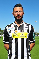 Anthar Yahia - 29.09.2015 - Photo officielle - Angers - Ligue 1<br /> Photo : Philippe Le Brech / Icon Sport