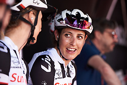 Lucinda Brand (NED) at Giro Rosa 2018 - Stage 8, a 126.2 km road race from San Giorgio di Perlena to Breganze, Italy on July 13, 2018. Photo by Sean Robinson/velofocus.com