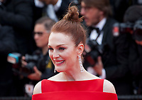 Actress Julianne Moore at the Opening Ceremony and Everybody Knows (Todos Lo Saben) gala screening at the 71st Cannes Film Festival Tuesday 8th May 2018, Cannes, France. Photo credit: Doreen Kennedy
