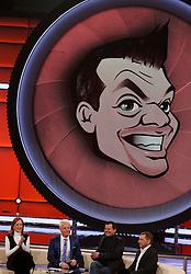 09.03.2013, Rothaus Halle, Friedrichshafen, GER, SWR Unterhaltungsshow, Verstehen Sie Spass, im Bild Katja Flint (Schauspielerin), Guido Cantz (Moderator), Ingo Appelt (Comediant), Richy Mueller (Schauspieler) // during SWR entertainment show 'Verstehen Sie Spass' at the Rothaus Hall, Friedrichshafen, Germany on 2013/03/09. EXPA Pictures © 2013, PhotoCredit: EXPA/ Eibner/ Global..***** ATTENTION - AUSTRIA ONLY *****