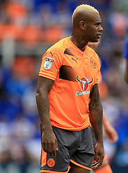 Leandro Bacuna of Reading - Mandatory by-line: Paul Roberts/JMP - 26/08/2017 - FOOTBALL - St Andrew's Stadium - Birmingham, England - Birmingham City v Reading - Sky Bet Championship
