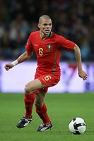 World Cup 2010 Preview - Portugal Team. In picture: Pepe . **File Photo** 20090328. PHOTO: Ricardo Estudante/CITYFILES