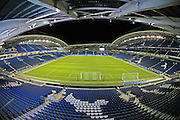A general view of the stadium before the EFL Trophy Southern Group G match between U23 Brighton and Hove Albion and Leyton Orient at the American Express Community Stadium, Brighton and Hove, England on 8 November 2016.
