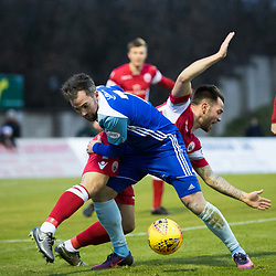 Peterhead v Stirling Albion | Scottish League Two | 13 January 2018