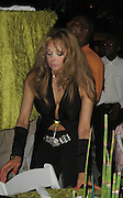 **EXCLUSIVE**.Latoya Jackson.The Cain on The Cove Hotel Opening.Paradise Island, Bahamas.Friday, May 11, 2007 .Photo By Celebrityvibe.To license this image please call (212) 410 5354; or.Email: celebrityvibe@gmail.com ;