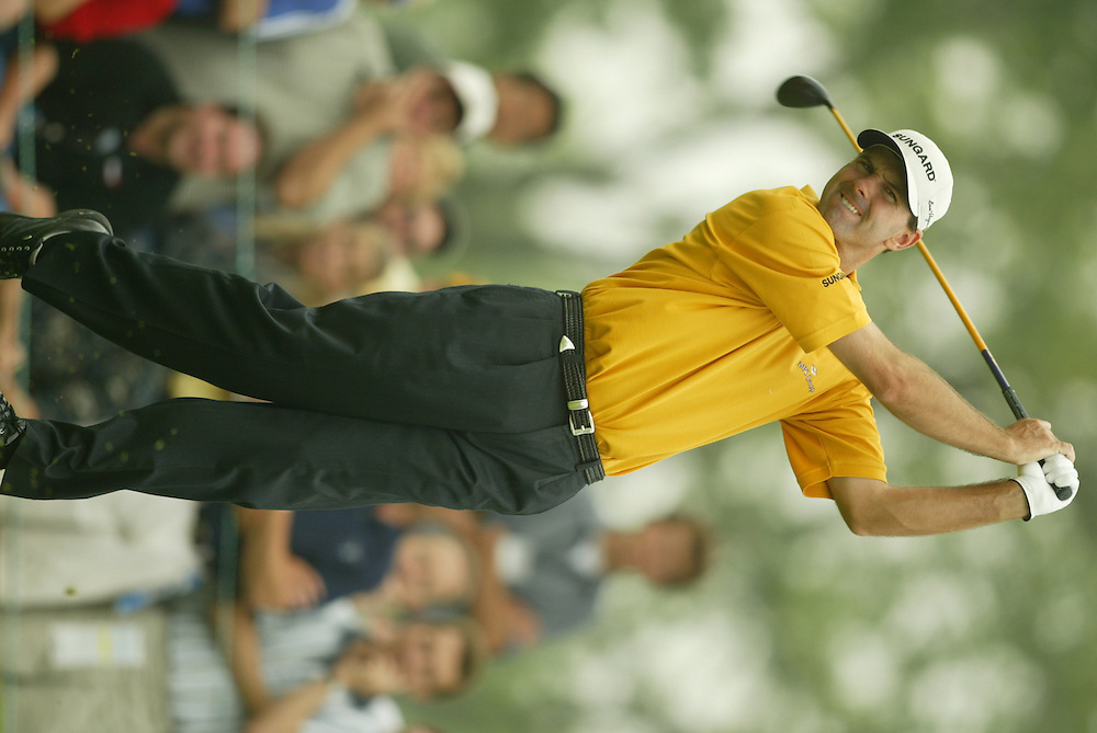 Len Mattiace..2003 U.S. Open..Second Round..Olympia Fields CC..Chicago, IL..Friday June 13 2003..photograph by Darren Carroll