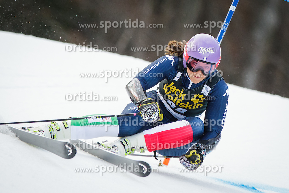 Elena Curtoni (ITA) during 7th Ladies' Giant slalom at 52nd Golden Fox - Maribor of Audi FIS Ski World Cup 2015/16, on January 30, 2016 in Pohorje, Maribor, Slovenia. Photo by Ziga Zupan / Sportida