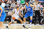 DESCRIZIONE : Vantaa Helsinki Qualificazioni Europei 2011 Finlandia Italia <br /> GIOCATORE : Andrea Bargnani<br /> SQUADRA : Nazionale Italia Uomini <br /> EVENTO : Qualificazioni Europei 2011<br /> GARA : Finlandia Italia <br /> DATA : 23/08/2010 <br /> CATEGORIA : Difesa<br /> SPORT : Pallacanestro <br /> AUTORE : Agenzia Ciamillo-Castoria/GiulioCiamillo<br /> Galleria : Fip Nazionali 2010 <br /> Fotonotizia : Vantaa Helsinki Qualificazioni Europei 2011 Finlandia Italia <br /> Predefinita :