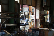 metal workshop Yokosuka Japan