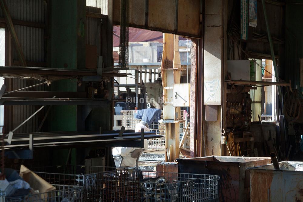 metal workshop Yokosuka Japan