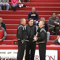 Men's Basketball: Ripon College Red Hawks vs. Beloit College Buccaneers