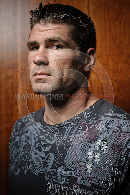 """A portrait of mixed martial arts athlete Jason """"Dooms"""" Day"""