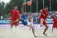 EURO BEACH SOCCER LEAGUE MOSCOW 2016