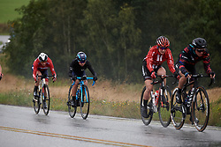 Paula Patino Bedoya (COL) battles through the rain during Ladies Tour of Norway 2019 - Stage 1, a 128 km road race from Åsgårdstrand to Horten, Norway on August 22, 2019. Photo by Sean Robinson/velofocus.com