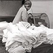 Work scenes 1970's, 1980's