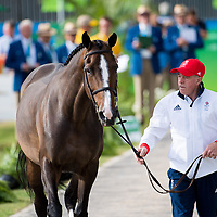 Jumping - First Horse Inspection - Rio 2016 Olympic Games