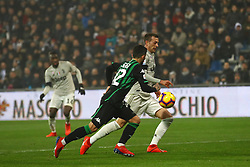 "Foto Filippo Rubin<br /> 10/02/2019 Reggio Emilia (Italia)<br /> Sport Calcio<br /> Sassuolo - Juventus - Campionato di calcio Serie A 2018/2019 - Stadio ""Mapei Stadium""<br /> Nella foto: <br /> <br /> Photo Filippo Rubin<br /> February 10, 2019 Reggio Emilia (Italy)<br /> Sport Soccer<br /> Sassuolo vs Juventus - Italian Football Championship League A 2018/2019 - ""Mapei Stadium"" Stadium <br /> In the pic:"