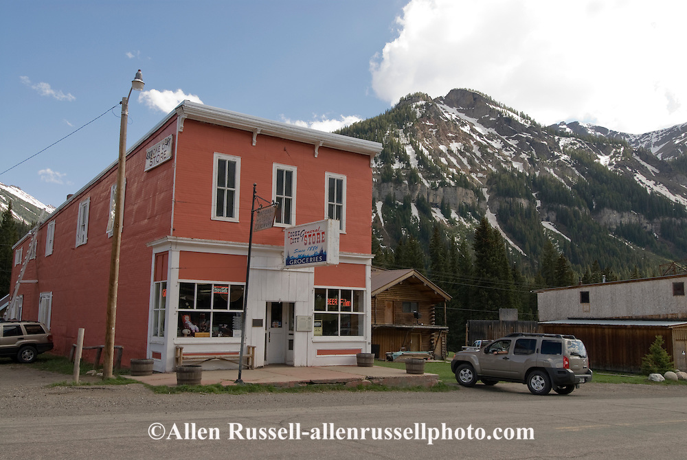 Cooke City, Montana, Cooke City General Store, National Historic Landmark