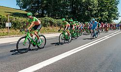 05.07.2017, Altheim, AUT, Ö-Tour, Österreich Radrundfahrt 2017, 3. Etappe von Wieselburg nach Altheim (226,2km), im Bild Andreas Graf (AUT, Hrinkow Advarics Cycleang) // Andreas Graf (AUT, Hrinkow Advarics Cycleang) during the 3rd stage from Wieselburg to Altheim (199,6km) of 2017 Tour of Austria. Altheim, Austria on 2017/07/05. EXPA Pictures © 2017, PhotoCredit: EXPA/ JFK