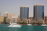 Dubai UAE Dubai Creek Deira.
