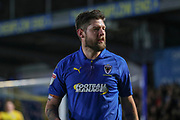 AFC Wimbledon midfielder Anthony Wordsworth (40) walking off the pitch during the EFL Sky Bet League 1 match between AFC Wimbledon and Peterborough United at the Cherry Red Records Stadium, Kingston, England on 18 January 2020.