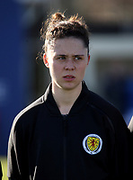 International Women's Friendly Matchs 2019 / <br /> Scotland v Iceland 1-2 ( La Manga Club - Cartagena,Spain ) - <br /> Zoe Ness of Scotland