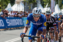 Niki Terpstra of Quick-Step Floors at 2018 National Road Race Championships Netherlands for Men Elite, Hoogerheide, The Netherlands, 1 July 2018. Photo by Pim Nijland / PelotonPhotos.com | All photos usage must carry mandatory copyright credit (Peloton Photos | Pim Nijland)