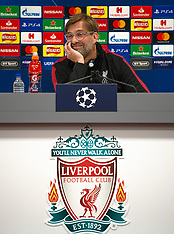 Liverpool Training and Press Conference - 06 May 2019