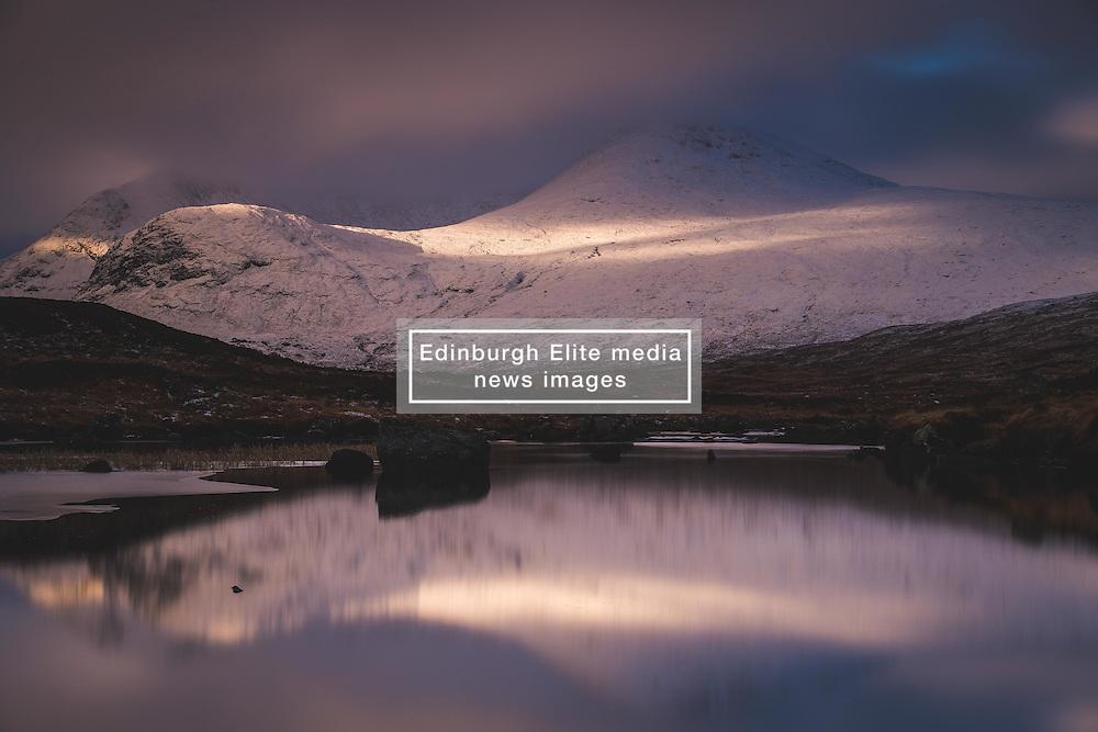 Rannoch Moor reflections (c) Ross Eaglesham| Edinburgh Elite media