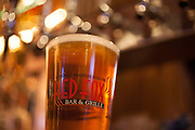 This was from a food and drink photo shoot for the Red Fox Bar and Grille in Jackson, New Hampshire. This is a glass of the Tuckerman's Pale Ale