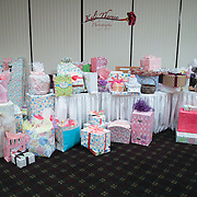 A princess is on her way, so let's celebrate with games, sweets, and lots of little presents for her arrival.