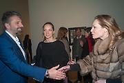 KEITH TYSON; MASHA SHALUIEVA; DONA KORBAN, Panta Rhei. An exhibition of work by Keith Tyson. The Pace Gallery. Burlington Gdns. 6 February 2013.