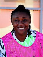 International Women's Friendly Matchs 2019 / <br /> Womens's Cyprus Cup Tournament 2019 - <br /> Nigeria v Thailand 3-0 ( Tasos Marko Stadium - Paralimni,Cyprus ) - <br /> Cecilia Nku of Nigeria