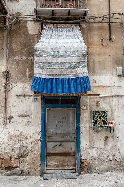 Palermo: Kalsa neighborhood