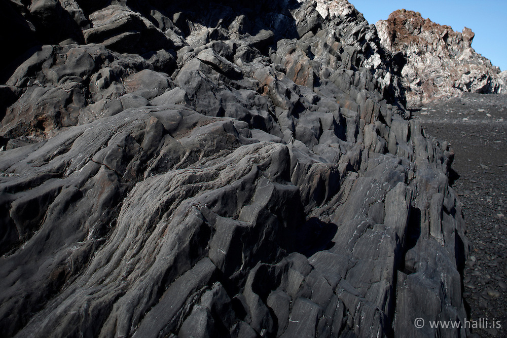 Rocks in Dritvik, Djupalon, Snaefellsnes Iceland - Dritvík við Djúpalón á Snæfellsnesi