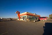 A&W Root Beer, Navajo Reservation, Arizona