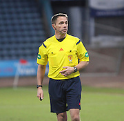Referee Crawford Allan -  Dundee v Hamilton Academical, SPFL Premiership at Dens Park <br /> <br /> <br />  - &copy; David Young - www.davidyoungphoto.co.uk - email: davidyoungphoto@gmail.com