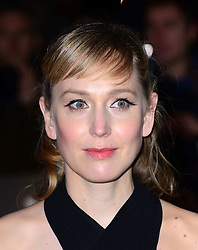 Hattie Morahan arriving at the London Evening Standard Theatre Awards in London, Sunday, 17th November 2013. Picture by Nils Jorgensen / i-Images